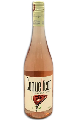 Frankrijk: Coquelicot 'Vignoble Sauvage' rosé