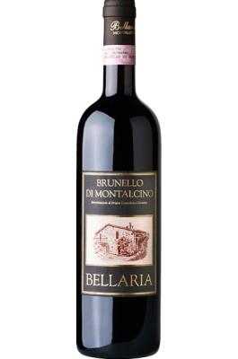 Italië: Bellaria - Brunello di Montalcino